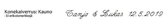 Tasokaiverrus-kauno