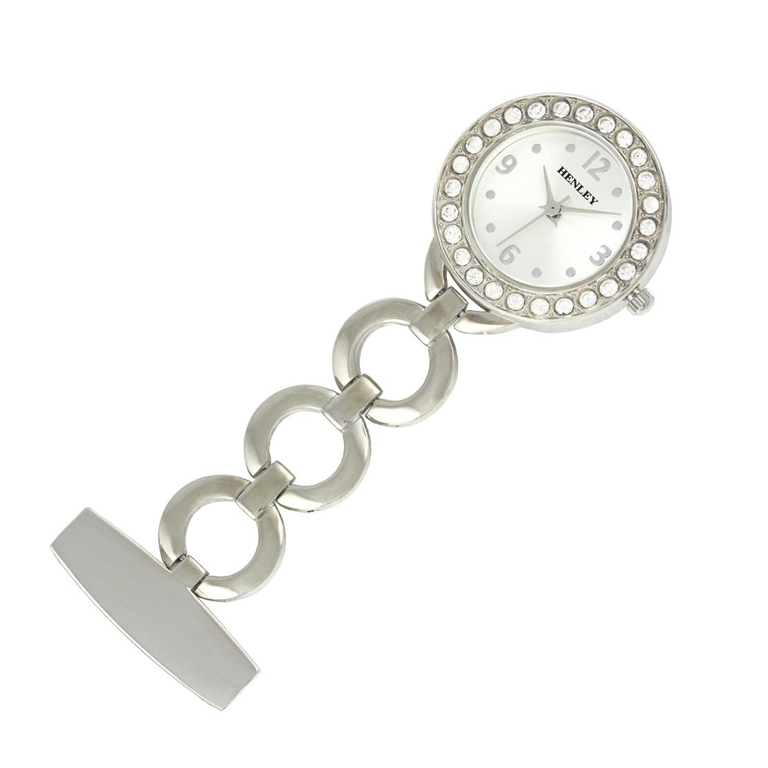 Hoitajan kello Henley HF02.1 – Verkkolahja 699234851c